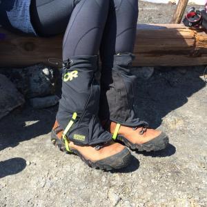 「登山ファッション 」スパッツ・ゲイター必要?適正価格っていくら?