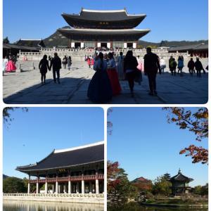 検索からみる韓国人気観光スポット...だそうです