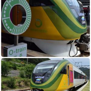 鉄子!? 私が韓国で乗った観光列車