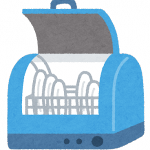 大人2人の食洗機の使用頻度は…?