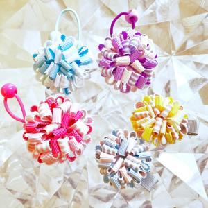 【オーダー作品】LPC Ribbon Pompom のプレゼント♡
