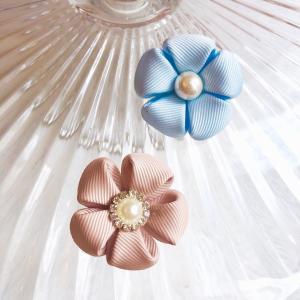 【レッスンレポート】サンクフルール お花のレトワールリボン