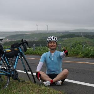 ロードバイクで北海道ツーリング2018 その2(初日:8月10日後半)