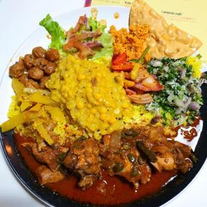 超久々の大好きなスリランカ料理店!南林間【シナモンガーデン】