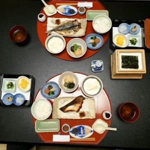 箱根の老舗高級旅館【強羅花壇】朝食編