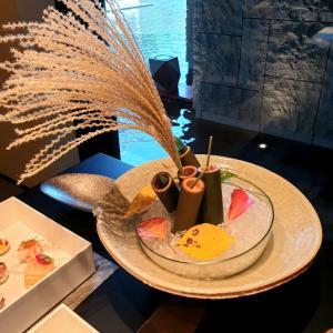 【カハラホテル横浜】個室で和のアフタヌーンティー『濱』