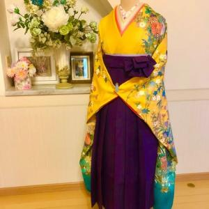 卒業式!素敵な袴姿で、思い出作り!
