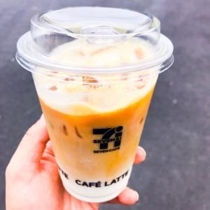 夏にはアイスコーヒーが最高でした♪