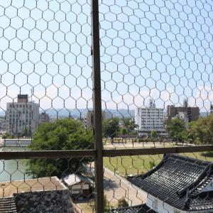 戦災復興の証「富山城」
