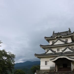 東北だけが伊達じゃない「宇和島城」