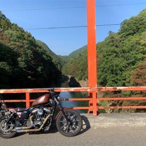 矢木沢ダム行って、トラブって、ラーメン食って、混浴露天