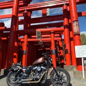 紅葉シーズン!! 赤城神社~小泉稲荷神社ツーリング!
