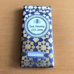 Rococo Bee Bar ダークチョコレート 65%COCOA(ロココチョコレート)もろた