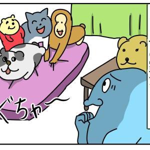 【漫画】生活感がない家が怖がられる理由
