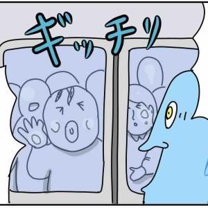 【漫画】夏といえばノースリーブ