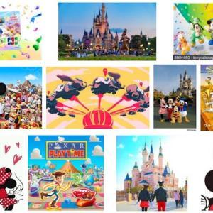 ディズニーのシールも作っちゃお!セルフマタニティアートは何でもできるアート。