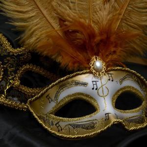 音となかよしプレイリスト『仮面舞踏会』