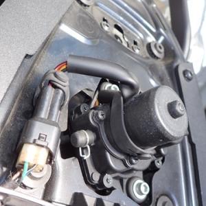 M1100S 排気バルブモーターエラーの修理 ~その後編1~