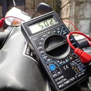 900FEのバッテリーあがり対策・調査(1)