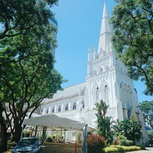 【59日目】教会から教会へお散歩