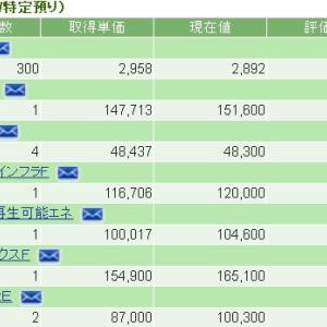 唯一保有している日本株が暴落したよ