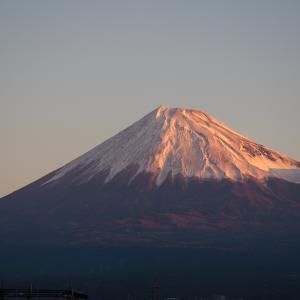 絶景富士山!