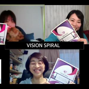 ◇6.7月【リアル*オンライン】「ヴィジョン・スパイラル」講座