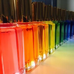▶︎心の薬箱のように「色」を常備する。