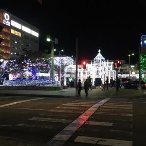 『ルミスタふじえだ』開催!見に行ってきました~☆