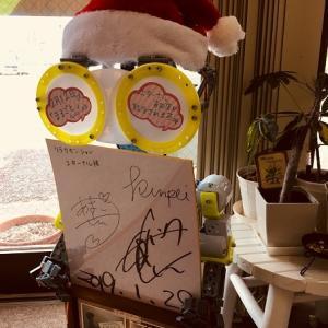 袋井店のクリスマス