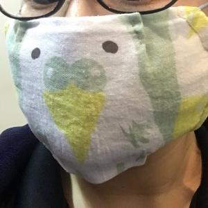 マスク作成☆