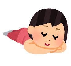 うつ伏せ寝はリラックス効果が高いらしい!?