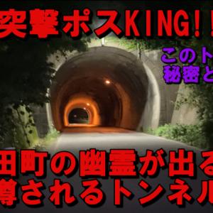 【恐怖動画】吉田町の幽霊が出ると噂されるトンネル!!(突撃動画有り)