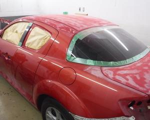 RX8の全塗装依頼 5