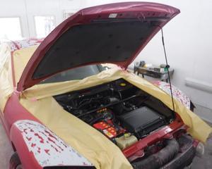 RX8の全塗装依頼 6