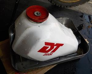 DT200のガソリン漏れ修理依頼 2 修理完了