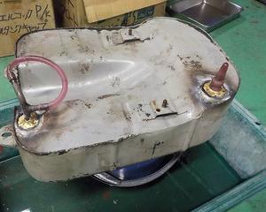 ラビットS301AB型の修理依頼 2