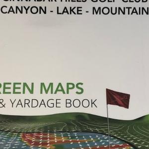 ヤーデージブック GolfLogix