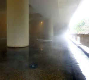窓のない半露天風呂が超開放的!伊豆で行きたいおすすめ日帰り温泉【湯治場ほたる】