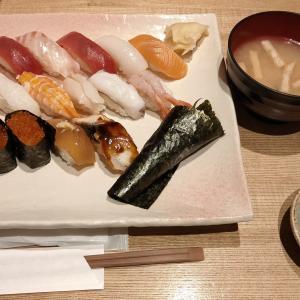 (3387)クリレスの優待券で寿司ランチ!焼肉ランチ!