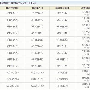 2021年6月のおすすめ株主優待クロス銘柄【SBI証券・楽天証券短期・マネックス売短編】