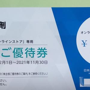 (3341)日本調剤の株主優待でビタミン剤を手に入れよう!