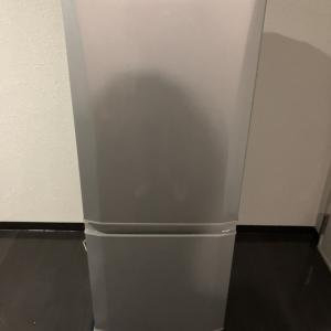 札幌市西区Hさま宅に冷蔵庫の出張買取