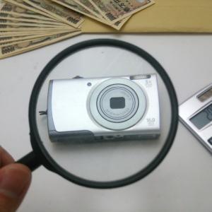 ご自宅で使わなくなったデジタルカメラはありませんか?
