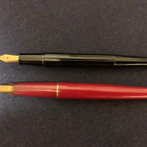おすすめのペン、ボールペンがあります