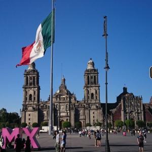 Vamos a Mexico. Zocalo/Templo Mayor編