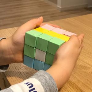 立体パズルを作る!