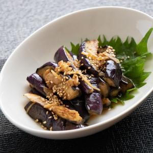 【米油レシピ】冷やしても美味しい!なすの常備菜