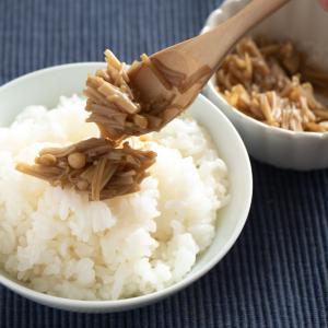 【簡単レシピ】めんつゆがあれば、楽勝!自家製なめたけ