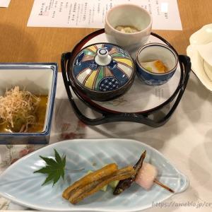 東京都民による東京の旅⑧【清流の宿 おくたま路】の夕食